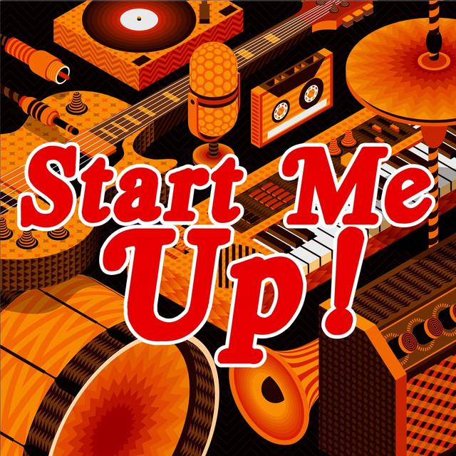 Start Me Up ! Albumcover