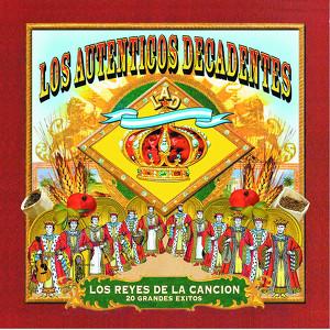 Los Reyes De La Cancion Albumcover