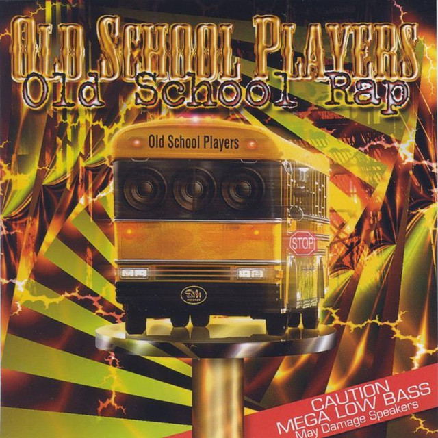 Artwork for The Roof Is On Fire by Old School Players