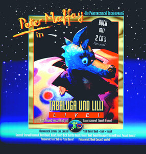 Tabaluga und Lilli - Live/Doppel-CD mit Buch album
