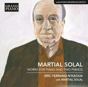 Solal: Works for Piano & 2 Pianos album