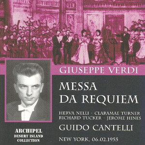 Giuseppe Verdi : Messa Da Requiem Albümü