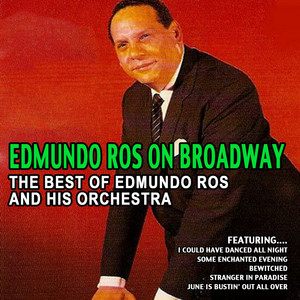 Edmundo Ros On Broadway album