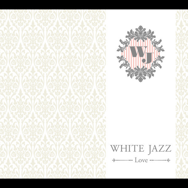 Various Artists WHITE JAZZ~LOVE~ album cover