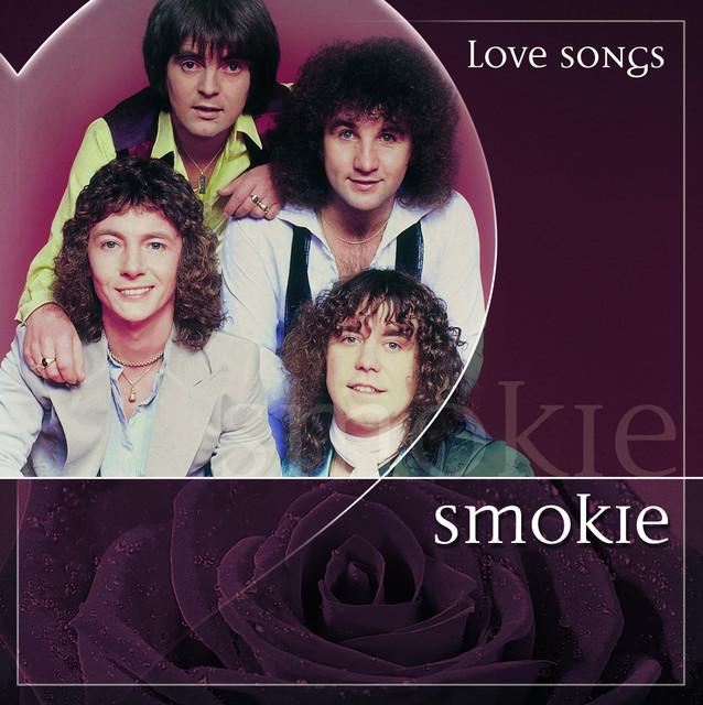 Smokie Love Songs album cover