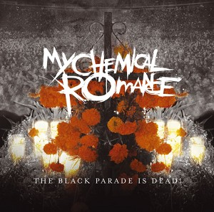 The Black Parade Is Dead! Albumcover