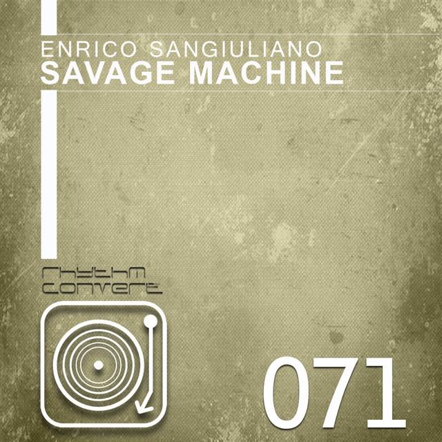 Savage Machine EP