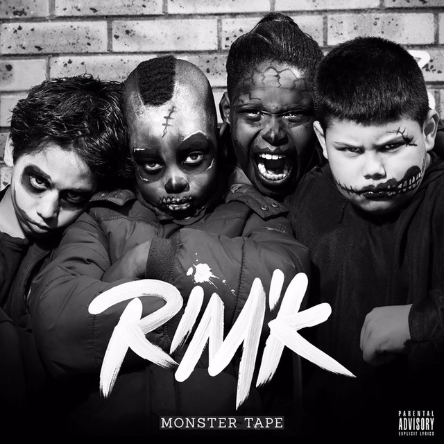 Monster Tape Albumcover