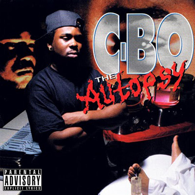C-Bo The Autopsy album cover