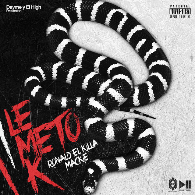 Le Meto K (feat. Ronald El Killa & Mackie)
