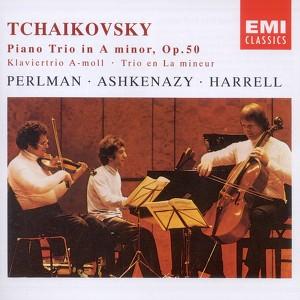 Piano Trio Albumcover