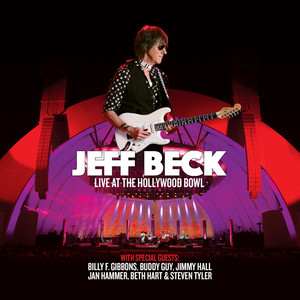 Jeff Beck Train Kept A‐Rollin' cover