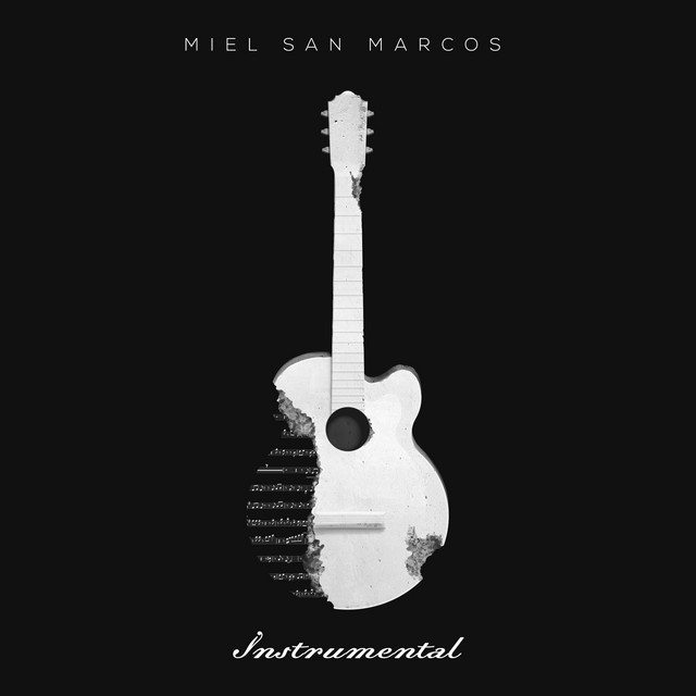 Album cover for Instrumental by Miel San Marcos