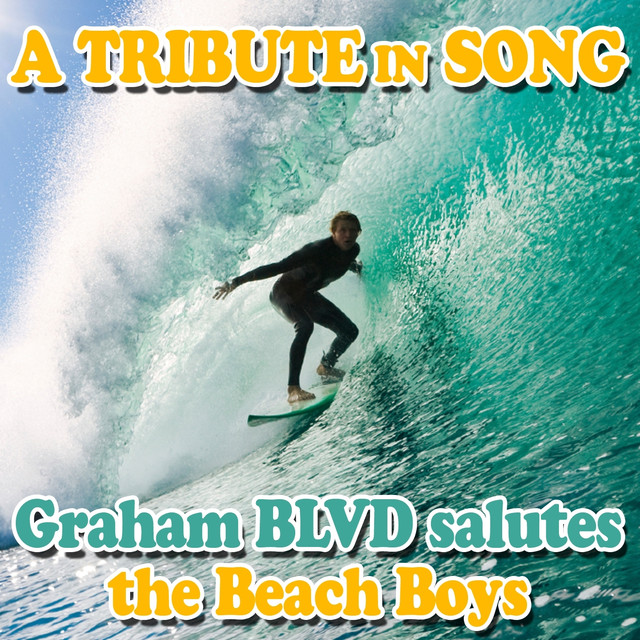 Beach Boys Salute - A Tribute in Song Albumcover