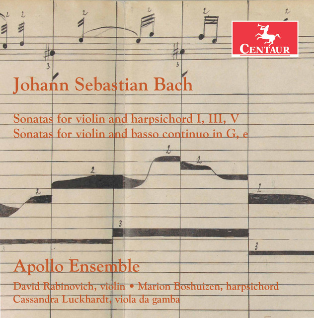 Violin Sonata in E Minor, BWV 1023: IV  Gigue, a song by Johann