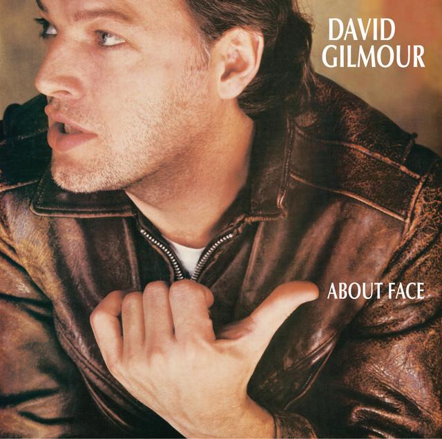 David Gilmour About Face album cover