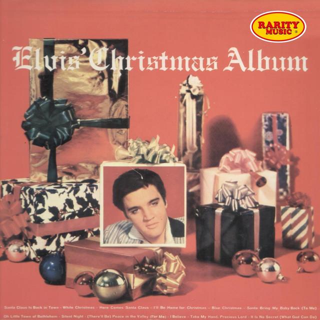 Elvis Presley Elvis Christmas Album.Elvis Christmas Album Rarity Music Pop Vol 151 By Elvis