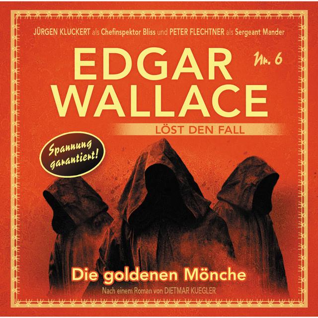 Nr. 6: Die goldenen Mönche Cover