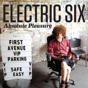 Absolute Pleasure (Live) Albumcover