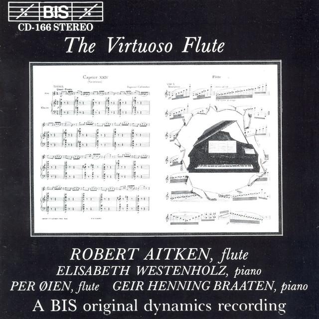 Virtuoso Flute (The) Albumcover