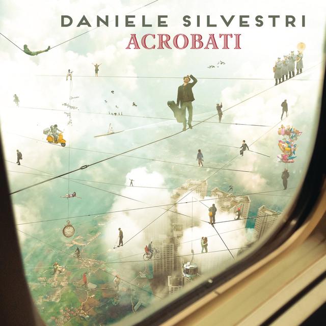Album cover for Acrobati by Daniele Silvestri