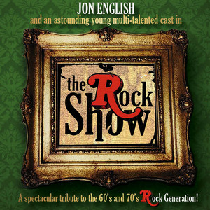 Jon English, The Cast of The Rock Show Handbags And Gladrags cover