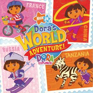 Dora The Explorer World Adventure Albumcover
