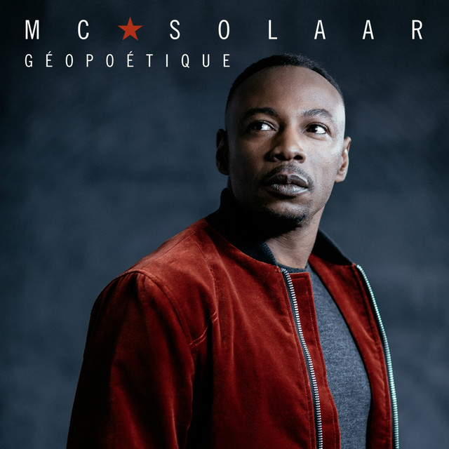 Album cover for Géopoétique by Mc Solaar