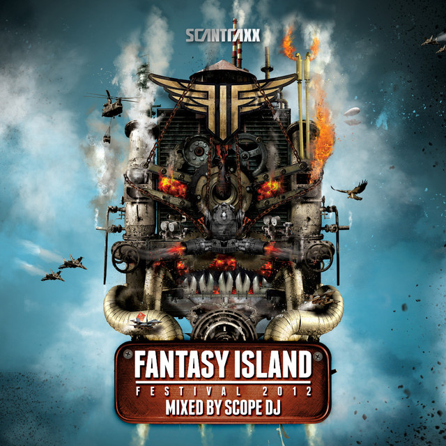 Fantasy Island Festival 2012 (Mixed By Scope DJ)