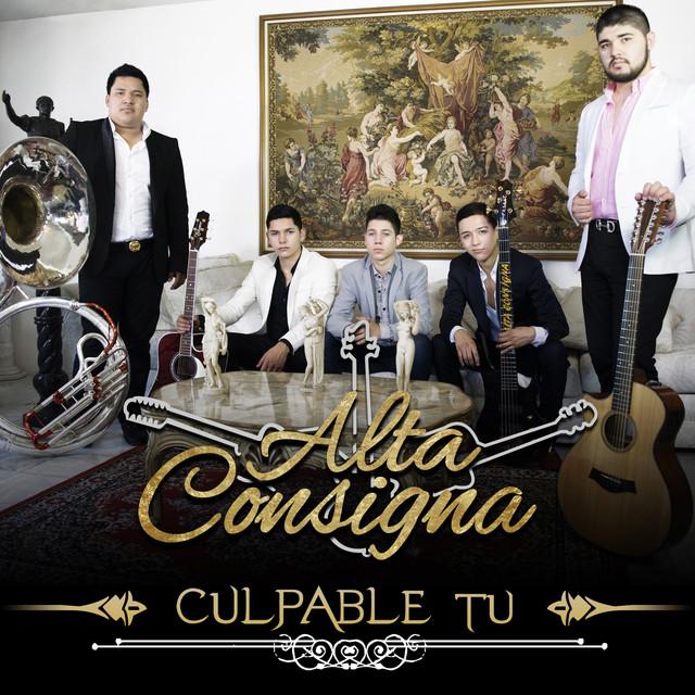 Album cover for Culpable Tu by Alta Consigna