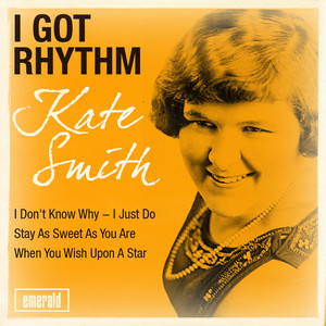 Kate Smith The Last Time I Saw Paris cover