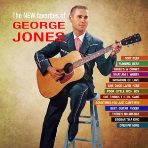 New Favorites Of George Jones album