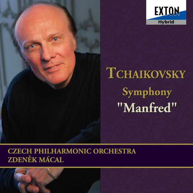 Tchaikovsky: Manfred Symphony, Op. 58 Albumcover