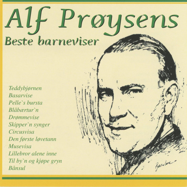 Alf Prøysens beste barneviser