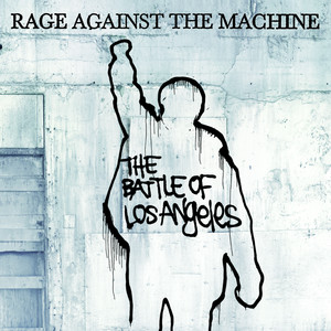 The Battle Of Los Angeles Albumcover