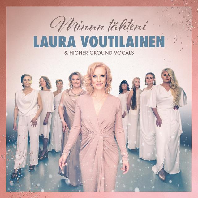 Album cover for Minun tähteni by Laura Voutilainen, Higher Ground Vocals