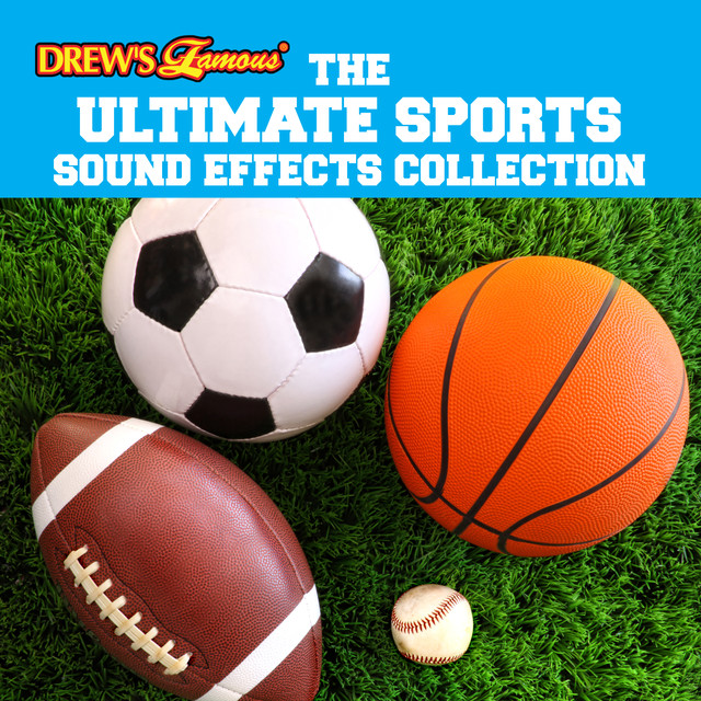 The Ultimate Sports Sound Effects Collection by The Hit Crew