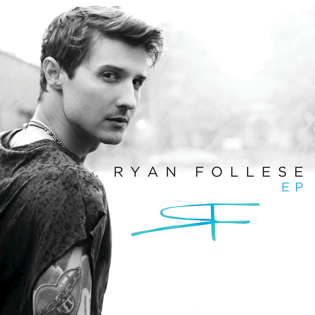 Album cover for Ryan Follese EP by Ryan Follese