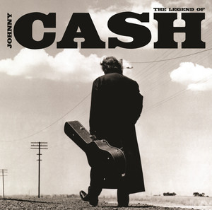 Johnny Cash - Legend album