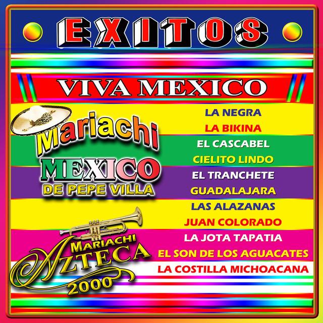 Fiesta Mexicana, Vol. 1