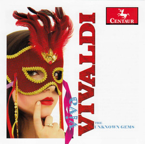 Vivaldi: The Unknown Gems Albumcover