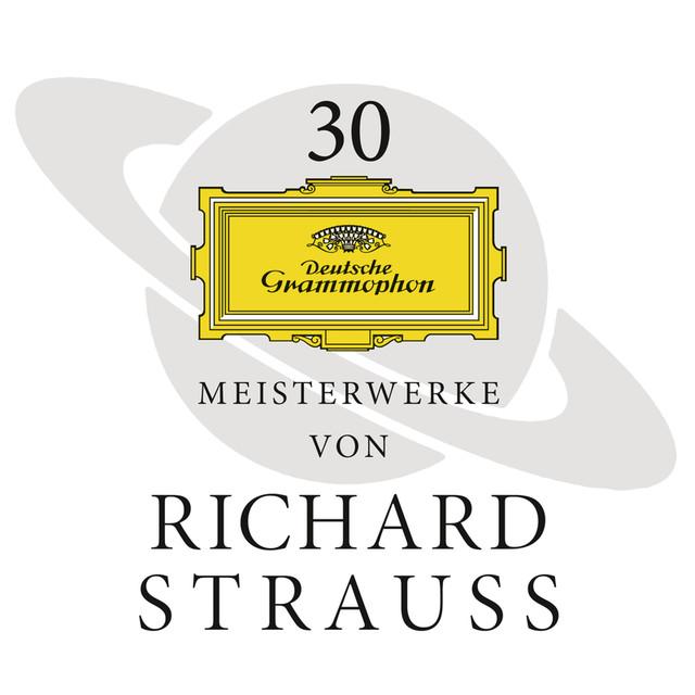 30 Meisterwerke von Richard Strauss Albumcover