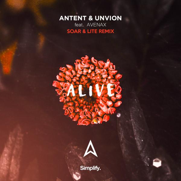 Alive (feat. Avenax) (Soar & Lite Remix) Image