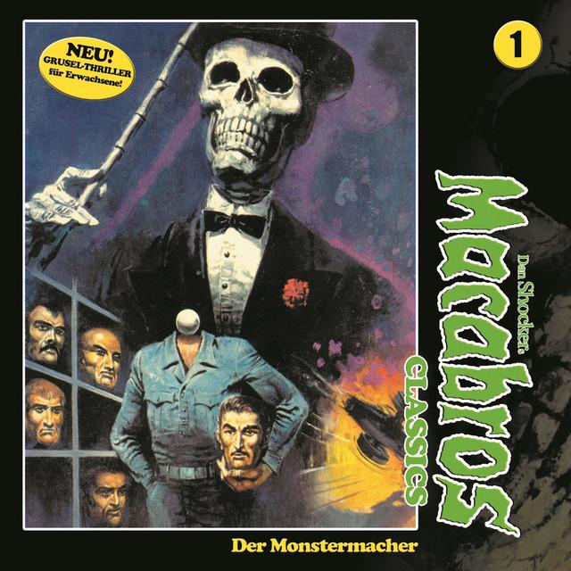 Folge 1: Der Monstermacher Cover