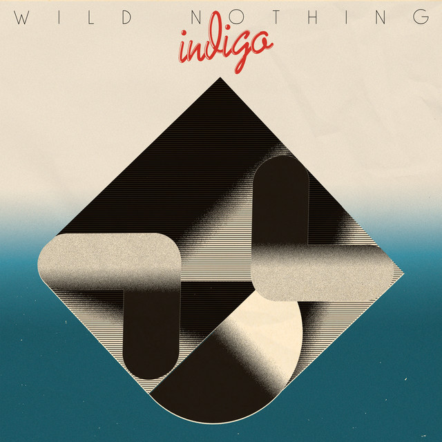 Album cover for Indigo by Wild Nothing