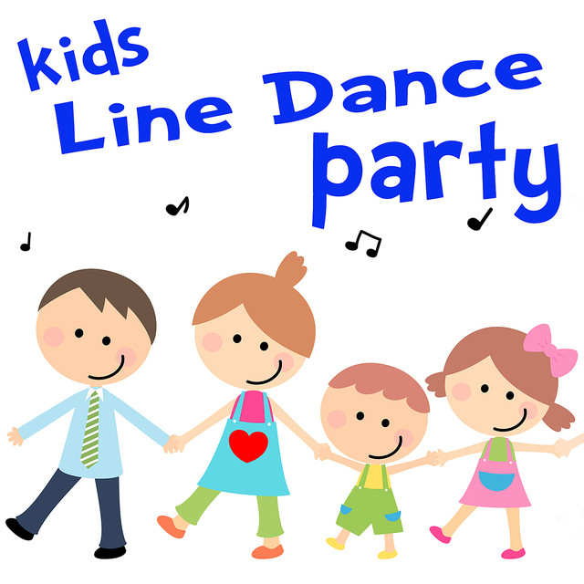 Kids Line Dance Party on Spotify
