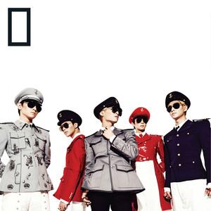 The 5th Mini Album 'Everybody' Albumcover
