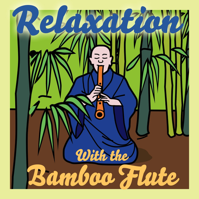 Relaxation With the Bamboo Flute Albumcover