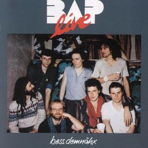 Bap Live - Bess Demnähx album