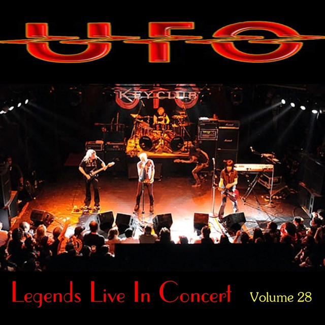 Legends Live In Concert Vol. 28 Albumcover